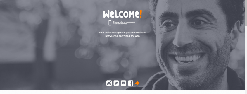welcomeapp